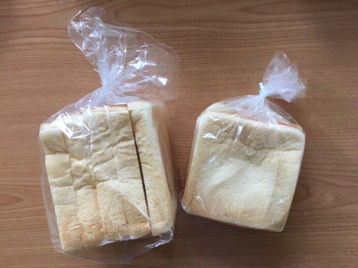 都島食パン(旧一本堂)の食パン