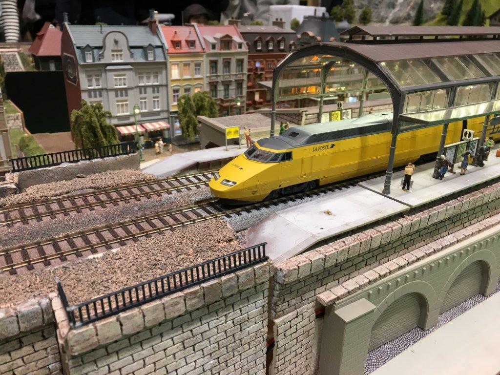 鉄道博2019大阪Bエルマートレイン運転体験