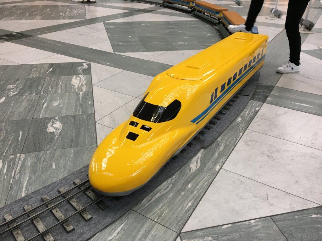 鉄道博2019大阪ライドトレイン