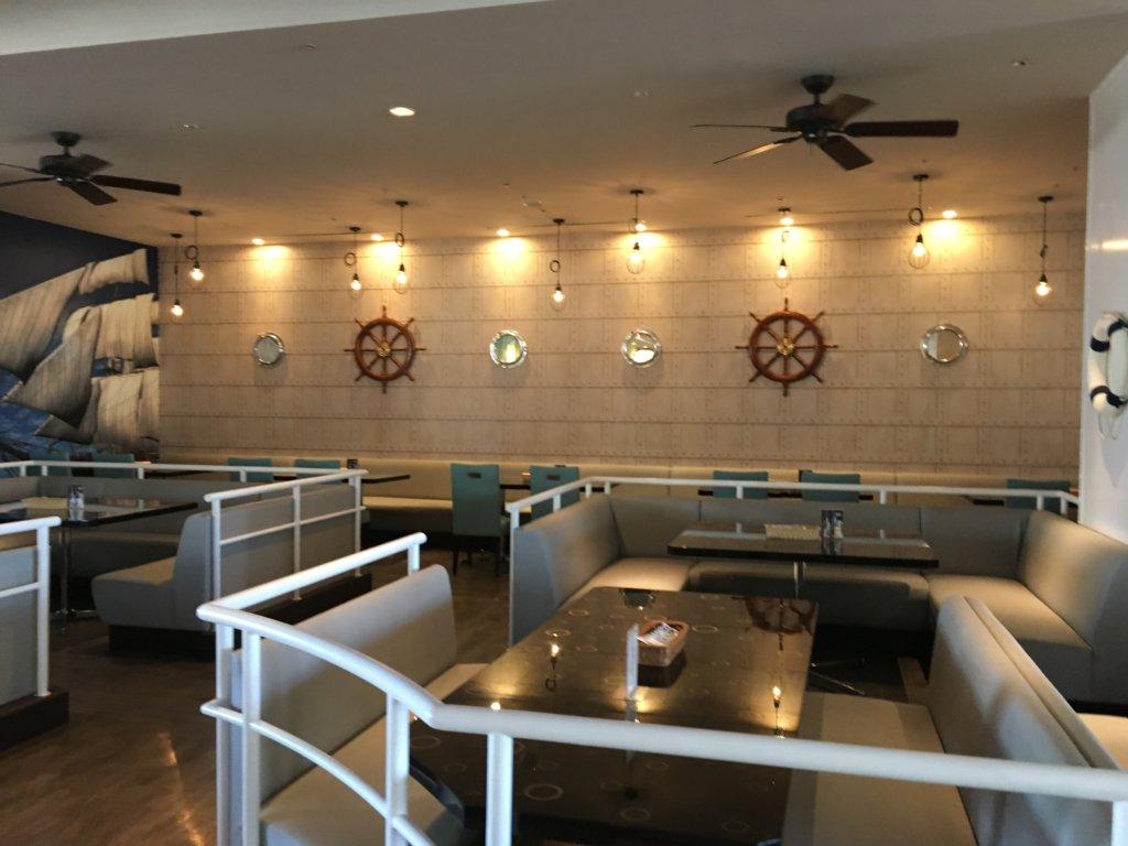 ホテルユニバーサルポート リコリコのクルーザールーム