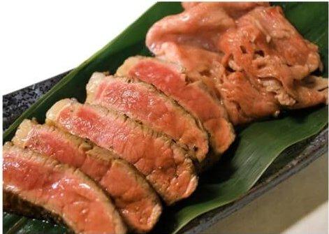 肉フェス大阪、お肉の写真