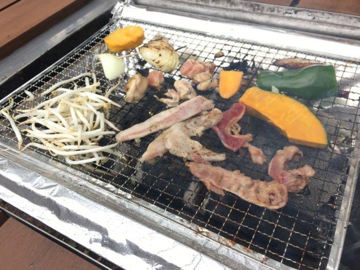 大阪城バーベキュー(和ーべきゅう)