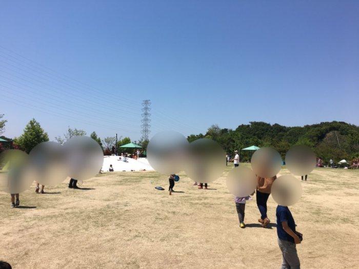 永楽ゆめの森公園芝生広場