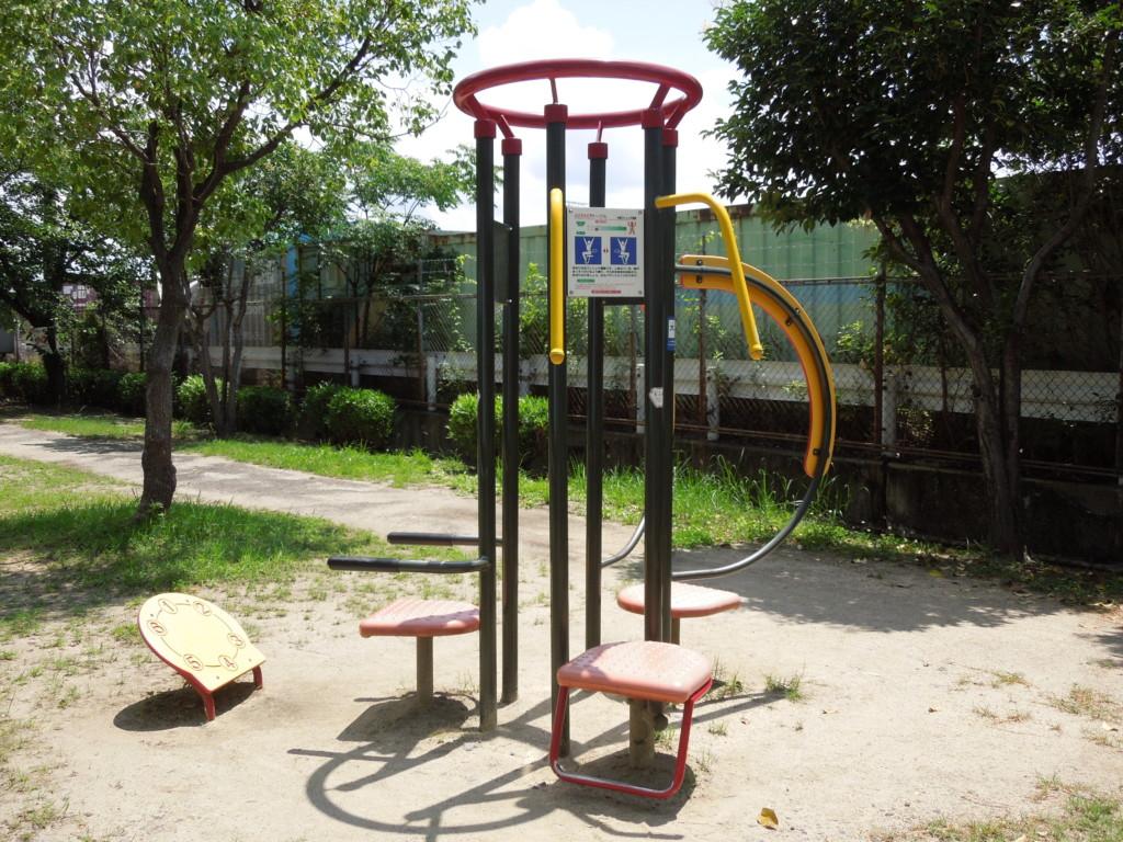新幹線公園遊具