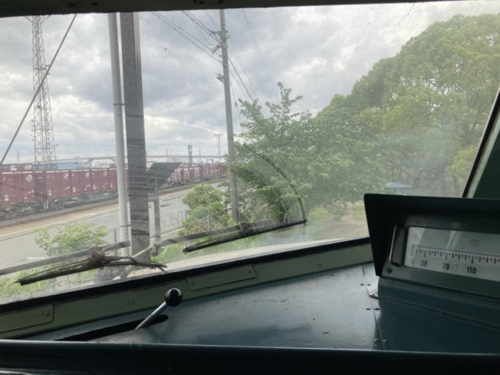 新幹線公園大阪府摂津市の内部公開日