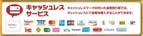 屋台フェス大阪2019金券の支払い方法