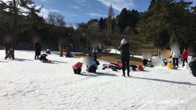 雪遊びアイキャッチ
