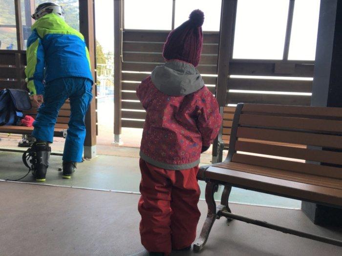 あそびばす雪遊びツアーレンタルウェア