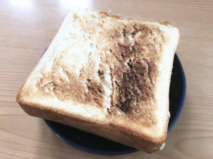 食パン専門店「高匠」の食パンを焼いてみた