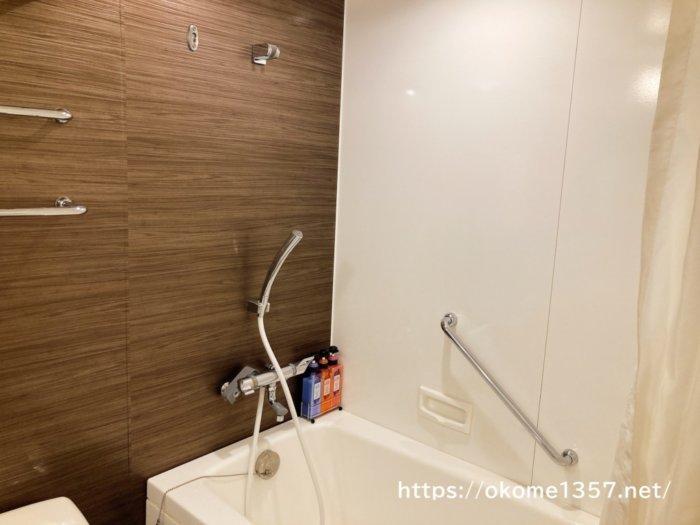 USJホテル京阪ユニバーサルシティのお風呂