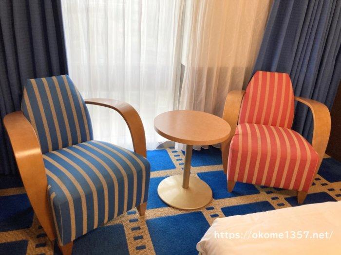 USJホテル京阪ユニバーサルシティの客室コンセプトルーム